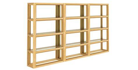 regal glas alvari regal aus kiefernholz mit glasplatten