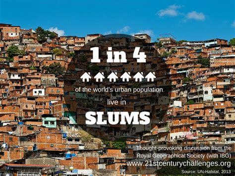 the challenges of urbanization urbanisation 21st century challenges