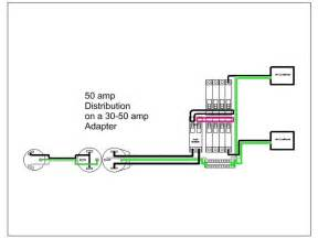 cord 50 amp rv wiring diagram amp free printable wiring diagrams