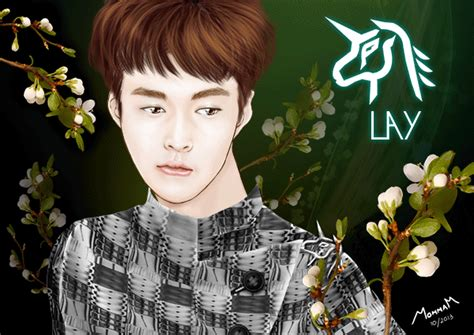 exo moving wallpaper exo lay animated gif by mom2mam on deviantart
