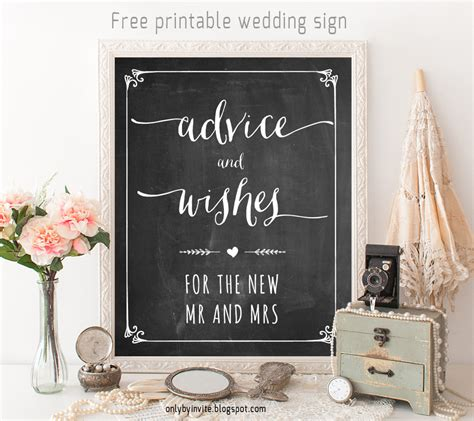diy wedding sign templates free free printables for happy occasions