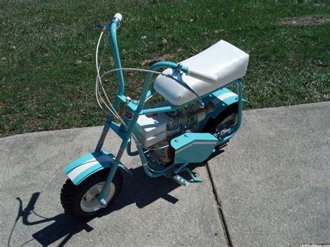 doodlebug mini bike headlight headlight mount look familiar single post