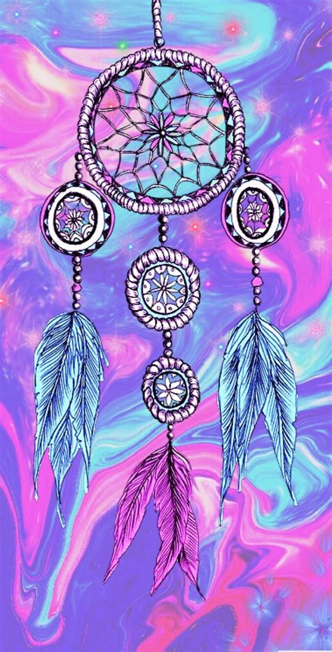 girly dreamcatcher wallpaper cute girly dream catcher by me pinteres