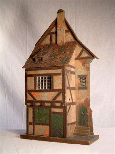 Handcrafted Dollhouse - my dollhouse handcrafted dollhouse 1930 s