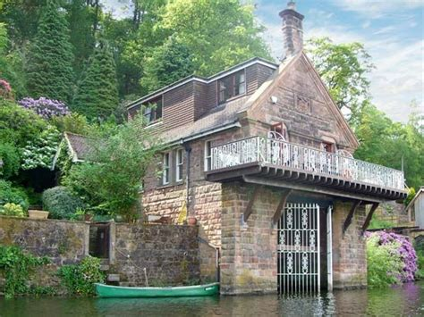 Cottages For Sale Peak District by Horton Lodge Boathouse Rudyard Lake Kingsley Holt