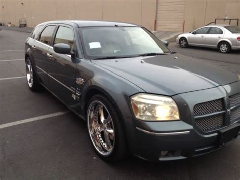 2005 Dodge Magnum Engine by Sell Used 2005 Dodge Magnum R T Custom Car New Engine In