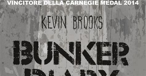 libro the bunker diary libri cultura recensione bunker diary di kevin brooks