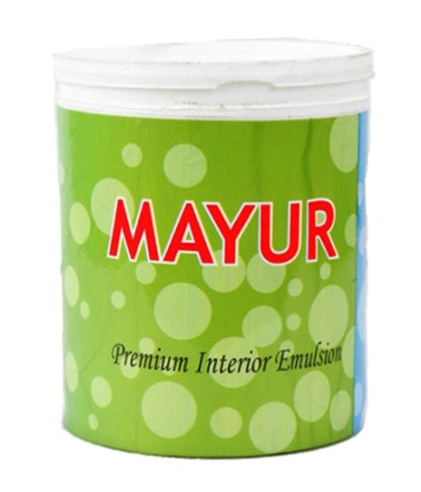plastic emulsion paint buy mayur plastic emulsion paint for interior walls