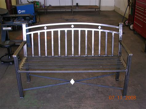 custom benches custom fabrication