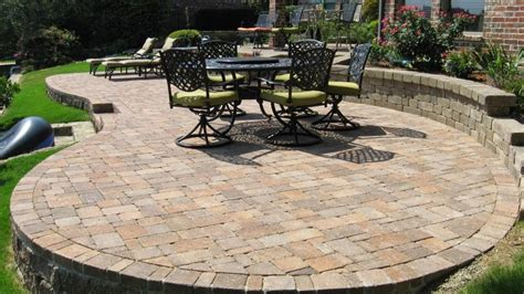 Paver Patio Kits Patio Paver Kits Patio Design Ideas