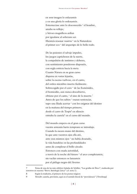 Schiller tres.poemas