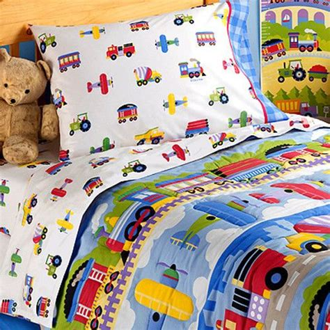 Trains Bedding Sets The World S Catalog Of Ideas