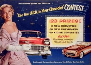 see the usa in a chevrolet the official 60 s site great tv commercial jingles