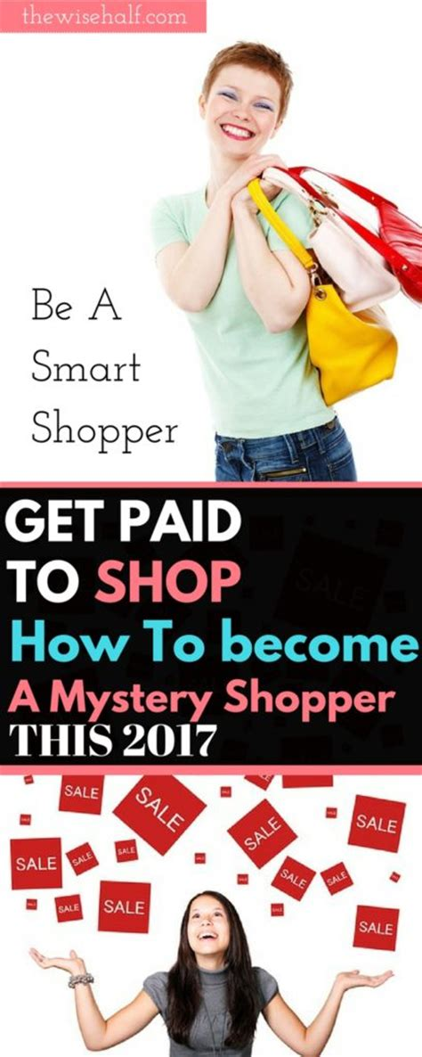 Do Get Paid To Shop by Get Paid To Shop How To Make Money Being A Mystery Shopper