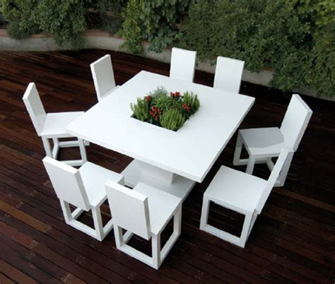 outdoor white furniture white outdoor furniture by bysteel