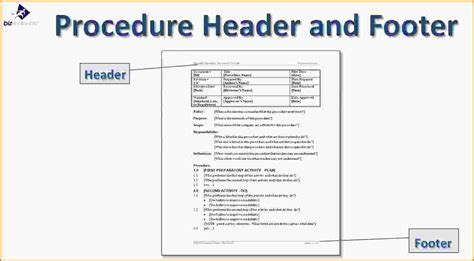 14 Standard Operating Procedures Templates Authorizationletters Org It Standard Operating Procedure Template