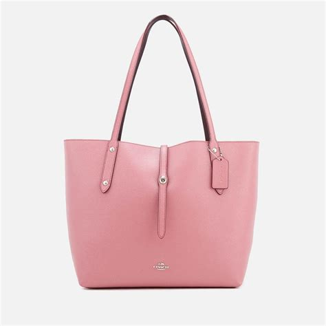 Market Bags By Hersh The Bag by Lyst Coach Market Tote Bag In Pink