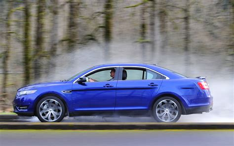 Sho Motor 2013 ford taurus sho drive motor trend