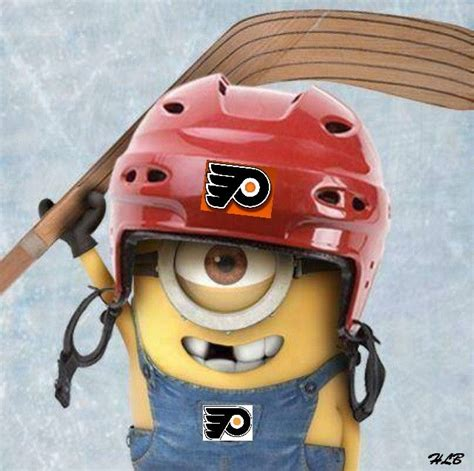 Special Edition Banner Minion flyers minion special edition designed this myself flyers hockey favorite