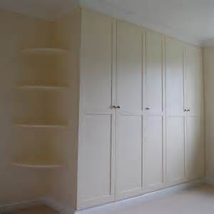 Built In Wardrobes by Gadd Carpentry Calstock Carpenter Bedroom