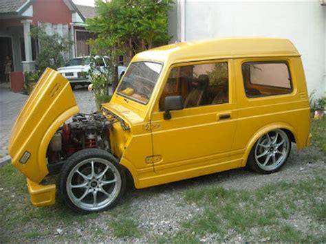 Accu Mobil Katana modifikasi mobil katana ceper oto trendz