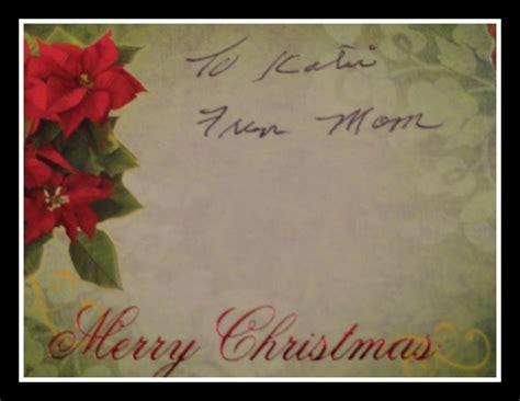 merry christmas love mom   christmas tradition katie talks carolina