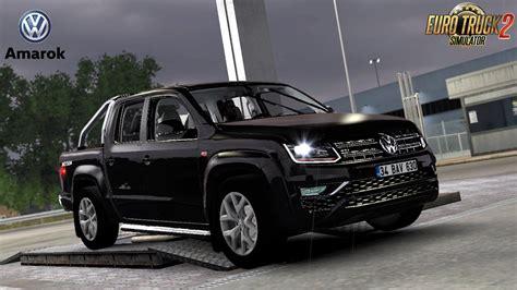 volkswagen amarok  vr interior    ets euro truck simulator