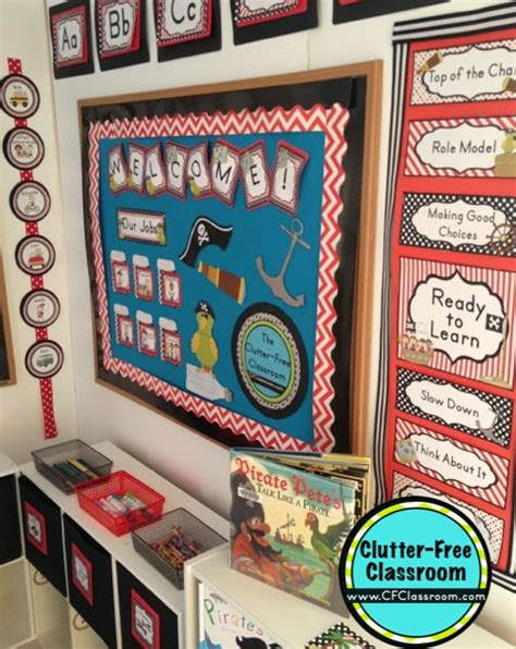 Decoration Theme Pirate by 74 Best Pirate Classroom Theme Ideas And Decor Images On