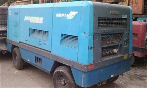 used airman pds655s air compressor buy air compressor product on alibaba
