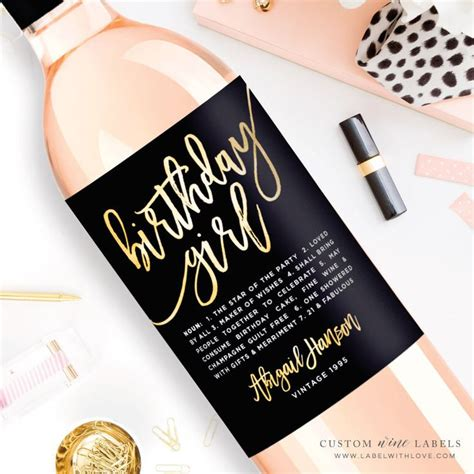 25 best ideas about custom wine labels on pinterest