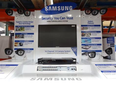 samsung  channel  camera surveillance system