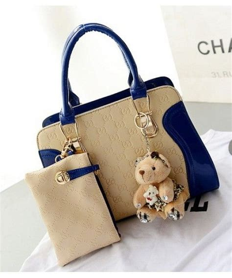 Tas Import Murah B1051 Blue tas import p781 blue tas korea murah bangetmerek berkualitas import 100 di jamin supplier tas