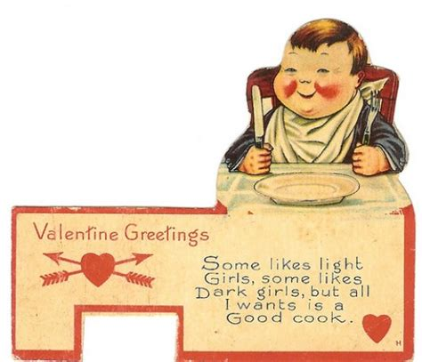 offensive valentines cards 15 strange and offensive vintage valentine s day cards