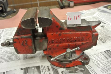 craftsman professional bench vise craftsman vise shop collectibles online daily