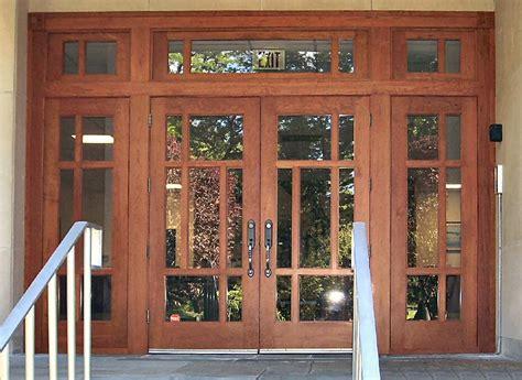 What Door Are In Style by Craftsman Style Front Doors Door Styles