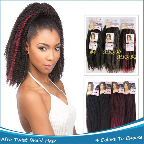 expression hair braids wholesalers wholesale 9pcs lot afro kinky twist marley braids