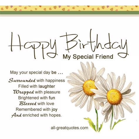 for a very special friend greeting card everyday friend birthday images for friend google search happy