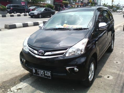 Lu Depan Avanza New all new avanza g 1 3 manual hitam 2012 situs jual beli mobil indonesia