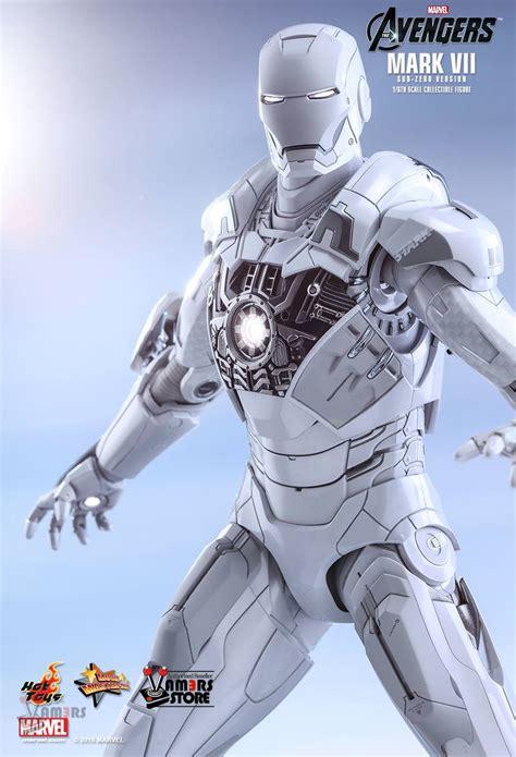 Sale Ironman Jarvis Spandex toys iron vii sub zero version vamers store