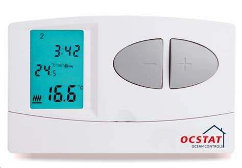 lets talk underfloor heating thermostat digit