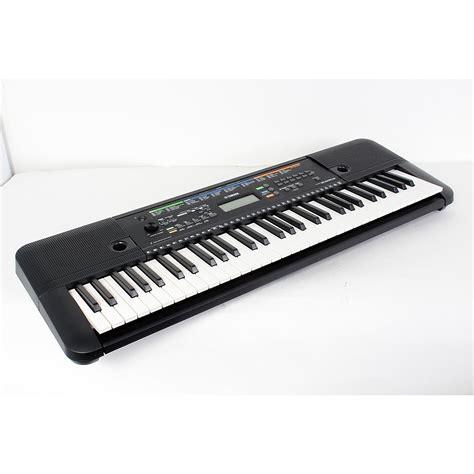 Keyboard Yamaha Psr E253 yamaha psr e253 61 key portable keyboard 190839076403 ebay