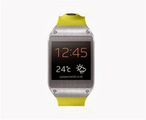 Jam Tangan Samsung Rubber 1 samsung galaxy gear jam tangan pintar seputar dunia