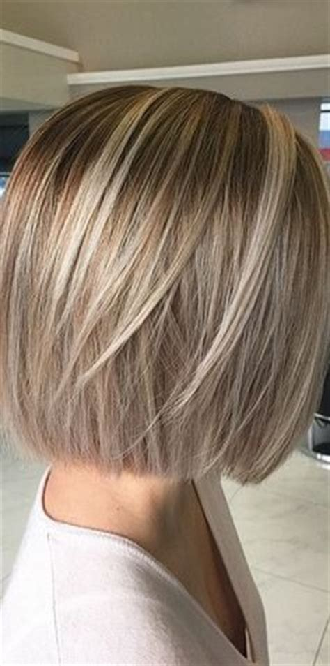 blunt haircut with the crea clip blunt shoulder length bob back view haircut ideas