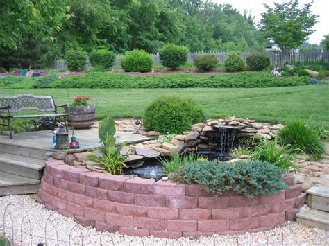 ponds in backyard triyae com water features for small backyards various