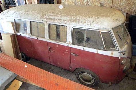 volkswagen bus dusty type