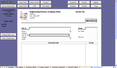office 2010 templates for invoices consultant invoice templates microsoft office