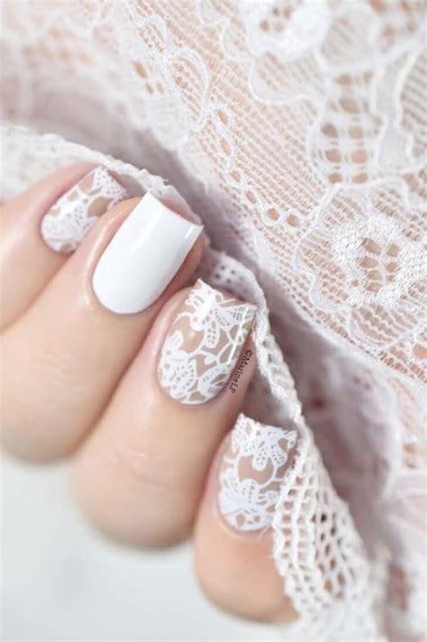 imagenes uñas decoradas blancas u 209 as blancas de 50 ideas u 209 as decoradas nail art