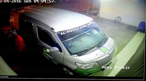 Spion Mobil Luxio gila pencurian spion luxio di tebet