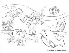 printable summer coloring pages free printable summer coloring pages