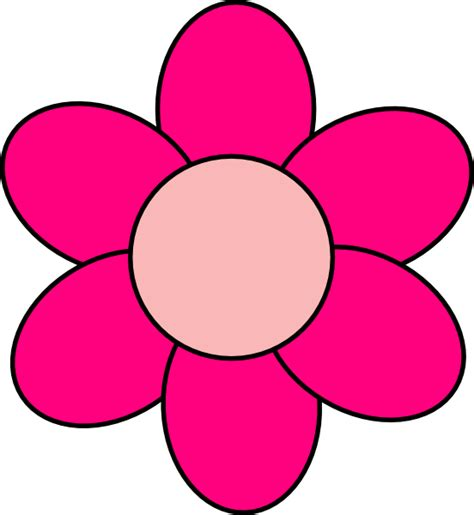 mature flower diagram clip art at clkercom vector clip pink flower clip art at clker com vector clip art online